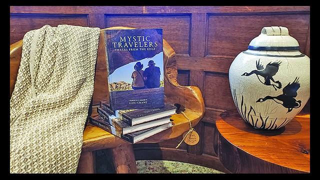 gail crane's newest book